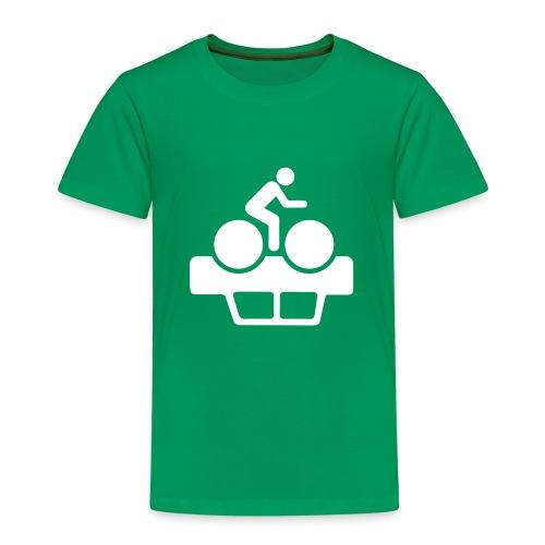 Kinder-Umsteigen-Shirt - Kinder Premium T-Shirt