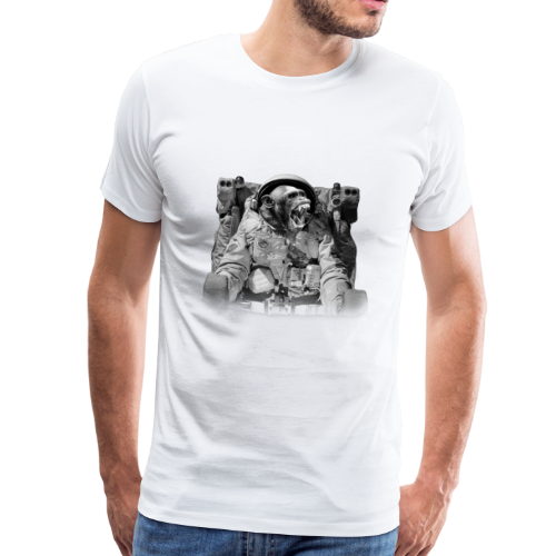 Affonaut - Männer Premium T-Shirt