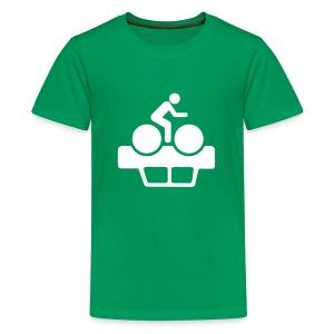 Teenager-Umsteigen-Shirt - Teenager Premium T-Shirt