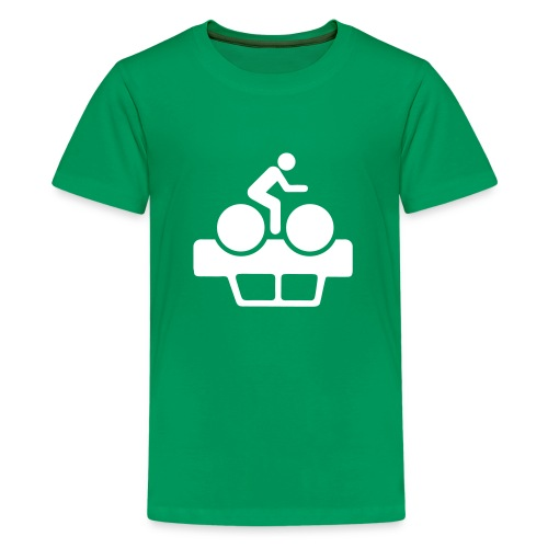 Teenager-Umsteigen-Shirt - Teenager Premium T-Shirt