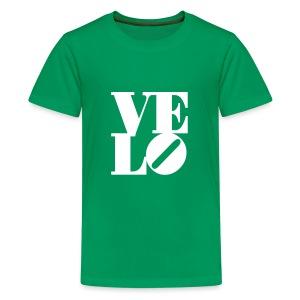 Teenager-Love-Velo-Shirt - Teenager Premium T-Shirt