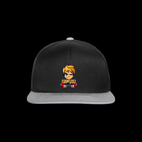 Snapback Cap c00k1393 Logo - Snapback Cap