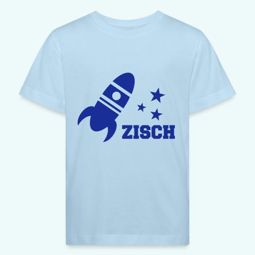 Rakete - Kinder Bio-T-Shirt