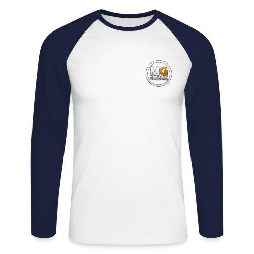 MadGamers Men's Long Sleeve T-Shirt - Men's Long Sleeve Baseball T-Shirt