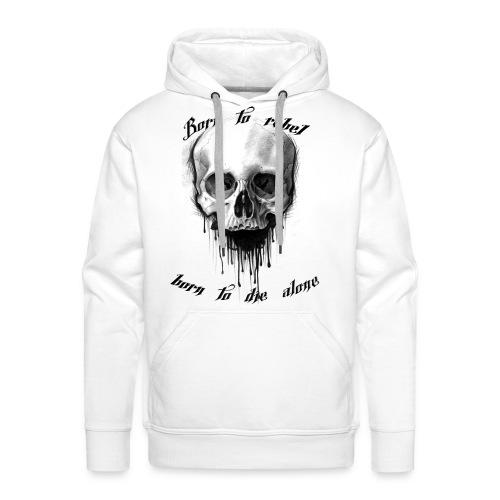 Skull Rebel - Männer Premium Hoodie