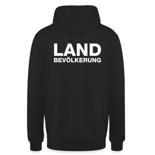 Landbevölkerung | KapuzenPulli - Unisex Hoodie