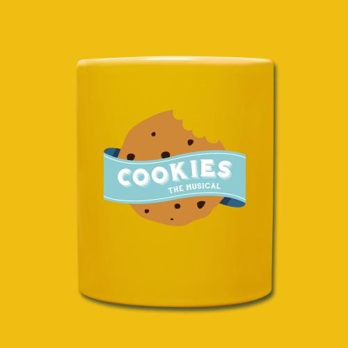 Tazza monocolore Cookies 1 - Tazza monocolore