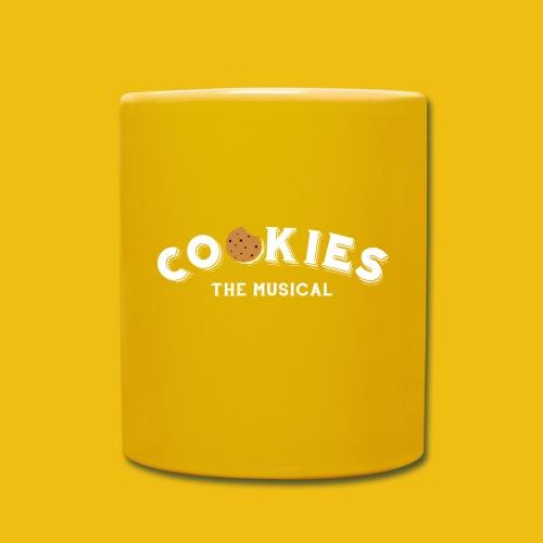Tazza monocolore Cookies 2 - Tazza monocolore