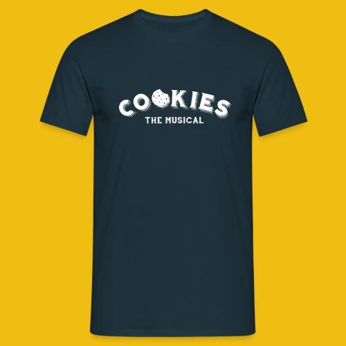 Maglietta Uomo Easy Cookies - Maglietta da uomo