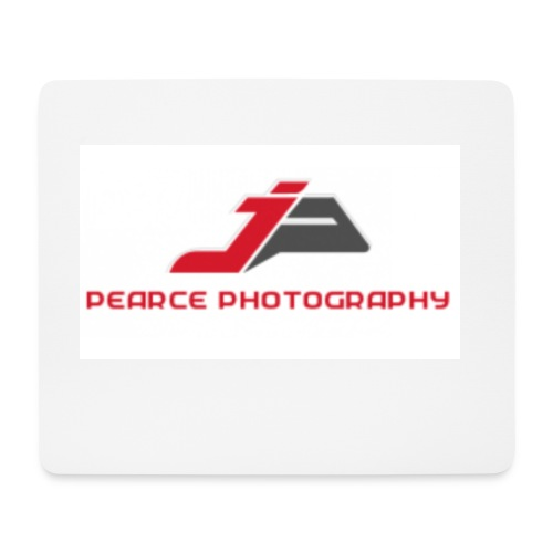 Horizontal Mouse Mat with Pearce Photography Logo - Mouse Pad (horizontal)