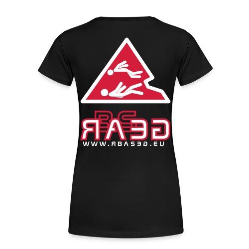 RBASEG - Sign - Woman - Women's Premium T-Shirt