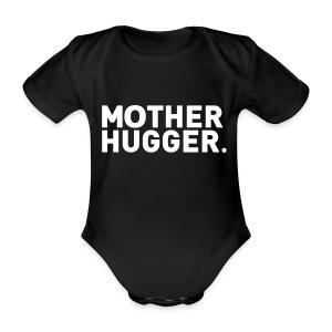 Mother Hugger - Baby Bio-Kurzarm-Body