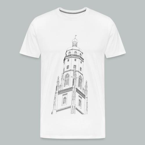 Nördlinger Wahrzeichen Daniel T-Shirt (Männer) - Männer Premium T-Shirt
