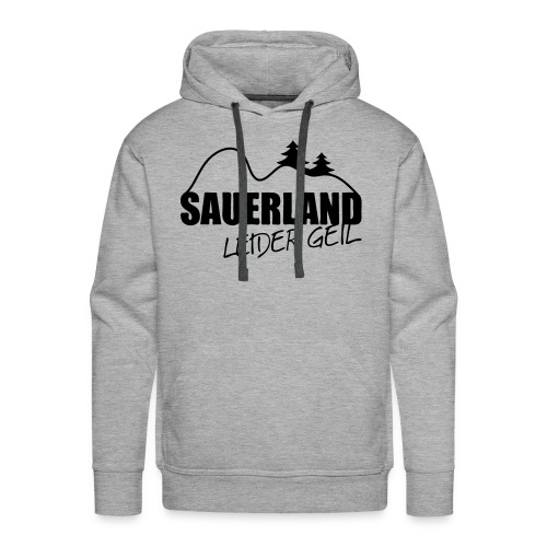 Sauerlandgeil - Männer Premium Hoodie