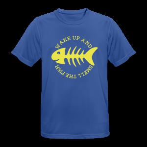 T-Shirt / Männer - Männer T-Shirt atmungsaktiv