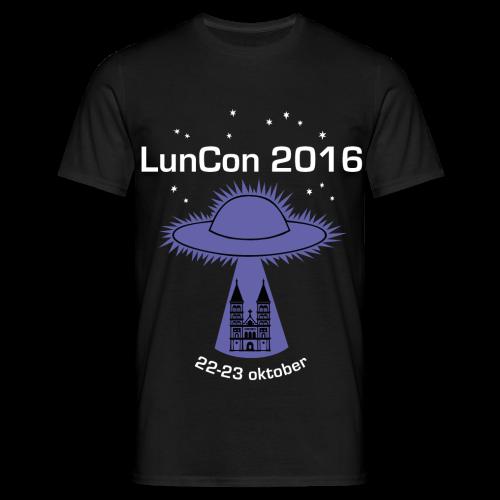 LunCon - T-shirt herr
