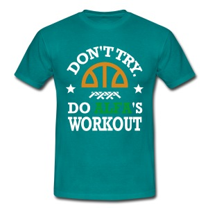 T-SHIRT ALFA Workout HOMME - T-shirt Homme