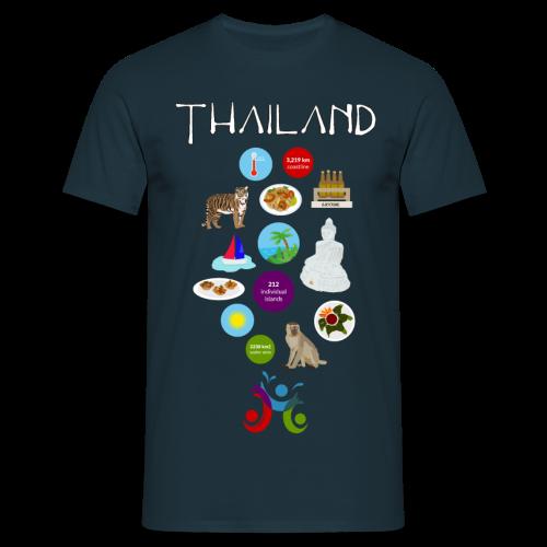 Thailand - Men's T-Shirt