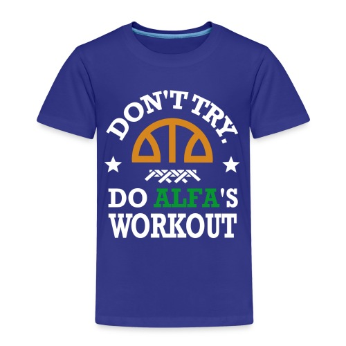 T-SHIRT Personnalisable Workout ENFANT - T-shirt Premium Enfant