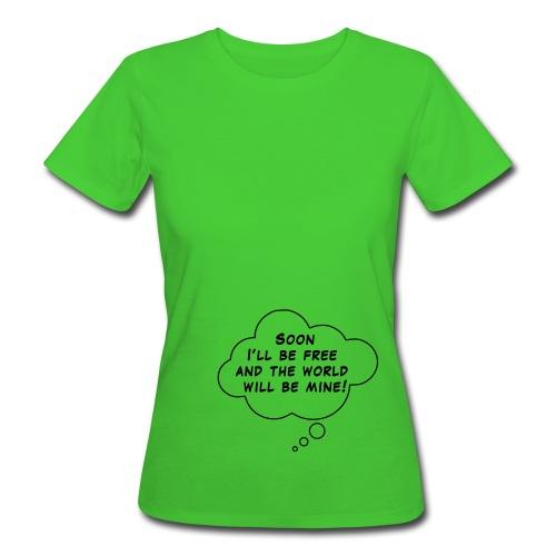 master of the world - T-shirt bio Femme