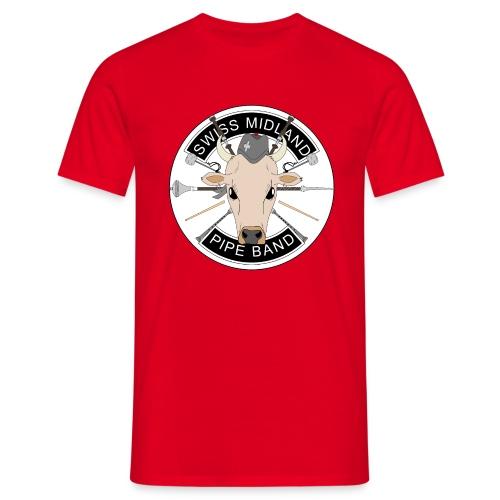 SwissCow - Männer T-Shirt