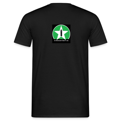 T-Shirt E-Smoker-Treff - Männer T-Shirt