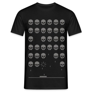 Playing with Death T-Shirts - Men - Men's T-Shirt