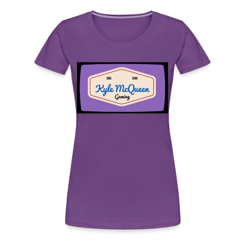 Kyle McQueen Women's T-Shirt - Women's Premium T-Shirt