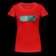 T-Shirts ~ Frauen Premium T-Shirt ~ CHROMELESS // FSR VOL.3