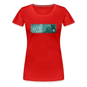 CHROMELESSAPPAREL // FSR VOL.3 - Frauen Premium T-Shirt