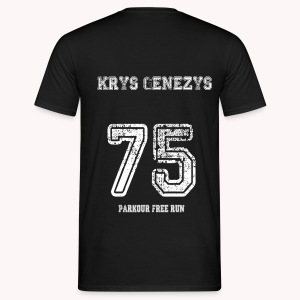 T-Shirt Krys Genezys Officel - T-shirt Homme