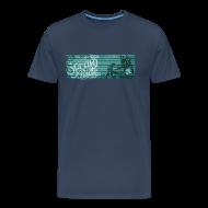 T-Shirts ~ Männer Premium T-Shirt ~ CHROMELESS // FSR VOL.3