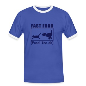 Fast Food by food inc - Men's Ringer Shirt