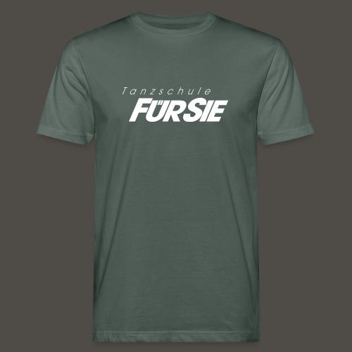 T-Shirt Für Sie Groß - Männer Bio-T-Shirt