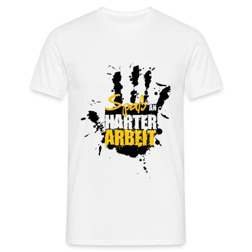 HARTE ARBEIT 2 - Männer T-Shirt