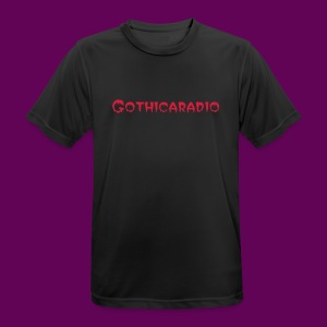 Men's Breathable T-Shirt - Men's Breathable T-Shirt