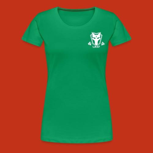 Maglia donna LAST green - Maglietta Premium da donna