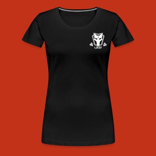 Maglia donna LAST black - Maglietta Premium da donna