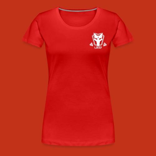 Maglia donna LAST red - Maglietta Premium da donna