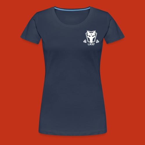 Maglia donna LAST blu - Maglietta Premium da donna