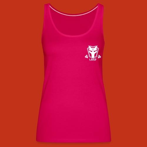Canotta donna LAST pink - Canotta premium da donna