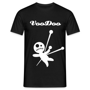 VooDoo Black - Men's T-Shirt