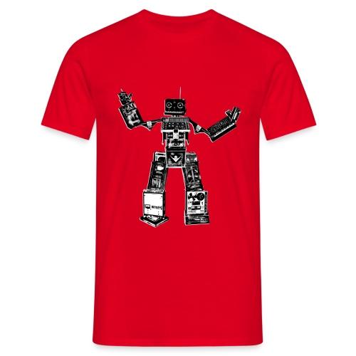 Music Machine - Men's T-Shirt