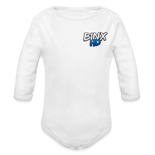 Baby Onesie - Organic Longsleeve Baby Bodysuit