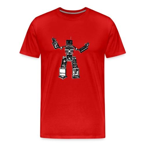 Music Machine - Men's Premium T-Shirt