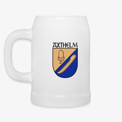 Axthelm Wappen - Bierkrug - Bierkrug