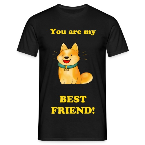 Best Friend! - Men's T-Shirt