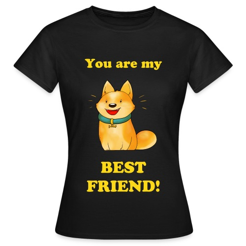 Best Friend! (W) - Women's T-Shirt