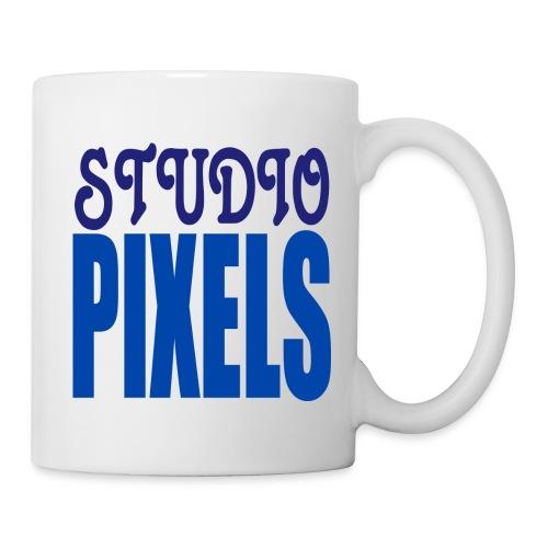 Tasse Studio Pixels - Mug blanc