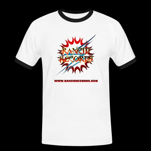 Rancid Records BSM T-Shirt - Men's Ringer Shirt